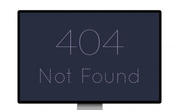 חשיבותו של דף 404 בתהליך קידום אתרים
